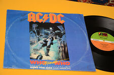 "AC DC 12"" WHO MADE WHO ORIG UK 1986"