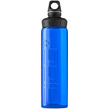 SIGG Wide Mouth VIVA Polypropylene .75l (25oz) Bottle- BLUE 8469.60