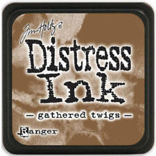 Tim Holtz Distress Mini Ink Pad-Gathered Twigs, DMINI-40002