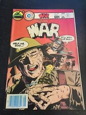 War#34 Awesome Condition 8.0(1982) Glanzman Art