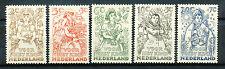 Nederland  544 - 548 postfris