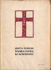 Il Castello interiore - Santa Teresa D'Avila - Ed. UTET - 6039
