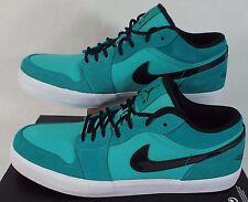 "New Mens 13 NIKE ""AJ V.2 Low Air Jordan"" New Emerald Shoes $90 552312-303"