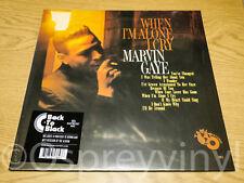 Marvin Gaye When I'm Along I Cry Sealed 180g vinyl + MP3