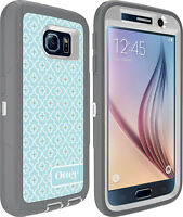 Samsung Galaxy S6 OtterBox Defender Series Case w/ Holster - Moroccan