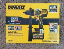 Dewalt Flexvolt Advantage Hammer Drill Kit Dcd999t1