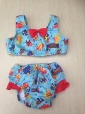 Girls Floaties Aquanappies Bikini Fish age 6-12 months