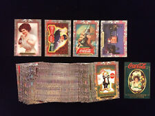 1995 Collect-a-Card Coca-Cola Premium card set (60) - great shape!