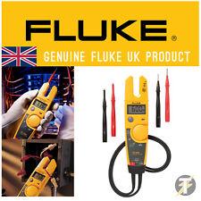Fluke T5-600 Voltaje continuidad actual Tester-Uk Edition Con Gs38 Sondas