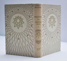"""CLAUDEL Paul """"Positions et propositions I"""" Gallimard, Nrf, 1944 Cartonnage Bonet"""