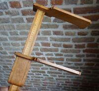 rare compas somatomètre ou toise bébés ET - outils anciens