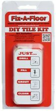 Fix A Floor DIY Tile Kit Repair Adhesive Not Included Sold Separately Mixing
