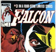 THE FALCON #3 Captain America & Electro app. from Jan. 1984 in VF- condition DM