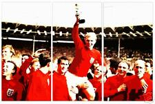 Bobby Moore World Cup 1966 print 30 x 20 MATCHPOPART