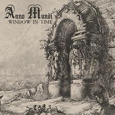 ANNO MUNDI Window in Time CD heavy metal