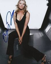 LUCY LAWLESS.. Battlestar's D'Anna Biers - SIGNED