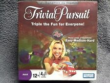 Trivial Pursuit 25th Anniversary Edition Complete Nib Mip Factory Sealed 2008