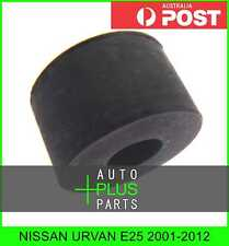 Fits NISSAN URVAN E25 - 10mm Bush For Front Sway Bar Stabiliser Bush Rubber