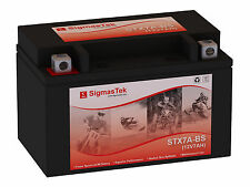 Kymco 50CC Agility 50 105 CCA /2009-2012/ Battery Replacement By SigmasTek Brand