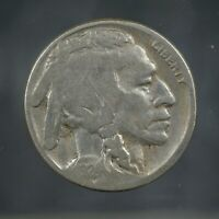 1924-S Buffalo Nickel, Low Mintage Fine   A-441