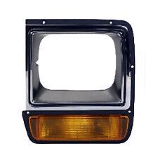 Passenger Side Headlight Door fits 1986-1990 Dodge Ramcharger 4249812