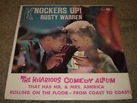 Knockers Up! Rusty Warren~1960 Comedy~Jubilee 2029~FAST SHIPPING!!!