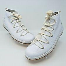 Nike Air Jordan Galaxy High 1 OG Mens White Gum Leather Shoes Sz 10 820255-102