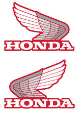 HONDA WING STICKER CBX 550 Replica Decal HRC  CBR