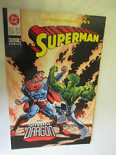"Superman Hors Série Numéro 3 de Mars 2001 ""Superman/Savage Dragon"" /Semic Comics"