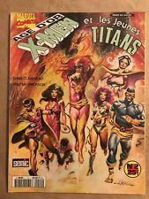 LES ETRANGES X-MEN - T5 : Et les jeunes Titans (fac-similé)