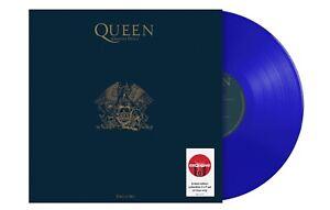 Queen Greatest Hits II Blue vinyl (Target exclusive limited) vinyle bleu USA