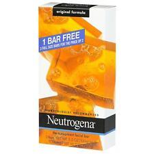 (12-bars) Neutrogena Bar Soap Original Formula Fragrance Free: read description