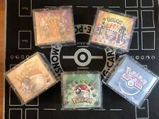 1st ed. Pokémon Boxes X5: Jungle, Fossil, Team Rocket, Gym Heroes, Gym challenge