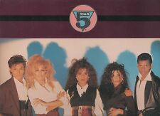Five Star Another Weekend 1988 Vinyl LP Limited Edition Remixes