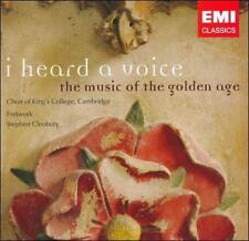 I Heard a Voice: The Music of the Golden Age (CD)