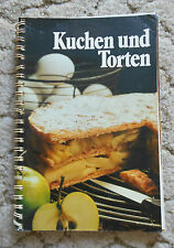 Kuchen und Torten kleines Buch Ringbuch Trautwein Küchen-Edition