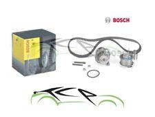 BOSCH Wasserpumpe Zahnriemen ZahnriemenSatz VW PASSAT 3C 1.9TDI BKC BLS BXE