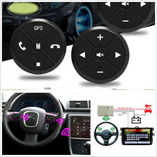 Multifunctional Steering Wheel Navigation Control Key Wireless Remote Button Kit