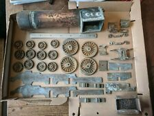 """Garden Railway 3 Gauge 14mm/12"""" Scale Brass/Copper Steam Loco, needs a workshop"""