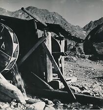 SUISSE c. 1949 - Chalet d'Alpage  Moulin à Eau  Plan de la Chaux  - Div 11348