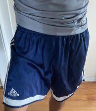 Hot Men's Adidas Rare Soccer Shorts Shiny Smooth