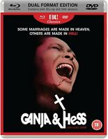 GANJA and HESS EUREKA CLASSICS DVD BLURAY [Region 2]