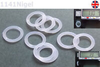 13mm OD  1.9mm CS O Rings Seal Silicone VMQ Sealing O-rings Washers