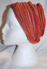 New Fair Trade Long Hair band wrap-Hippy Ethnic rasta dreads Surf