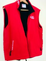 2003 Vintage Australian Holden Racing Team HSV Red Vest Sz M