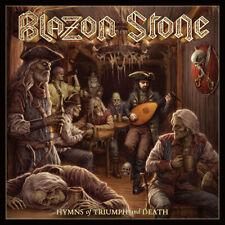 BLAZON STONE - Hymns of Triumph and Death (NEW*LIM. 150 SPLATTER VINYL*R. WILD)