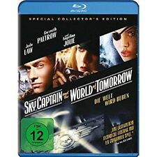 Gwyneth Paltrow Sky Captain And The World Of Tomorrow 4010884279702