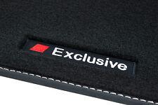 Exclusive Line Fußmatten für Audi A3 8L S-Line Quattro Bj 1996-2003
