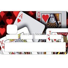 Stickers Autocollant Skin Carte bancaire CB 1098 1098