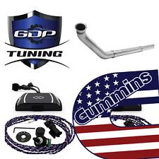 Gdp Ez Lynk 2010-2018 Ram Cummins 6.7L Def Egr Pipe Sotf Race Kit